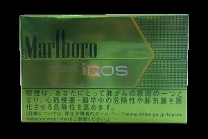 Marlboro yellow menthol: vị bạc hà chanh nhẹ