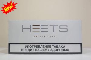 Thuốc Heets IQOS Nga - Bronze Label (Vị Cà Phê)
