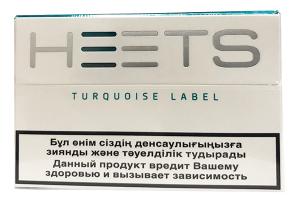 Thuốc lá IQOS Heets Turquoise Kazakhstan