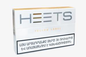 Thuốc lá IQOS Heets Yellow Armenia