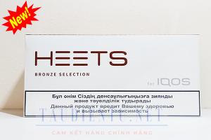 Thuốc IQOS Heets Bronze Selection Kazakhstan