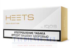 Thuốc lá IQOS Heets Gold Selectionl Nga