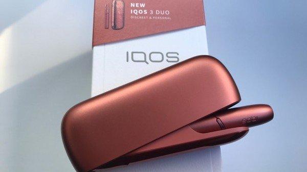 iqos 3 duo đập hộp và những tính năng mới 1