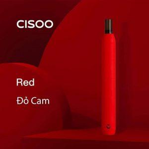 Máy Cisoo Red - Màu đỏ