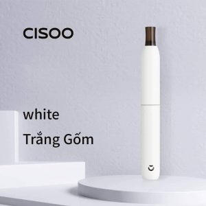 Máy Cisoo white - Trắng Gốm