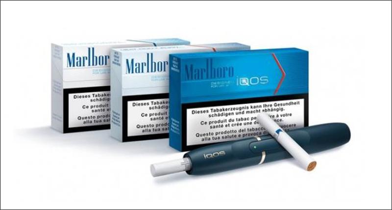 9 vi thuoc Marlboro IQOS 2