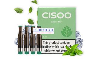Tinh dầu cisoo vị bạc hà - Cisoo Glacier Mint