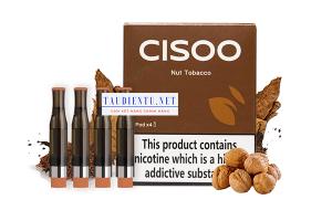 Tinh dầu cisoo vị hạt - Cisoo Nut Tobacco