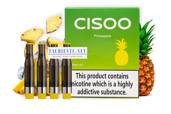 Tinh dầu cisoo vị thơm - Cisoo Pineapple